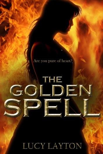 The Golden Spell Cover